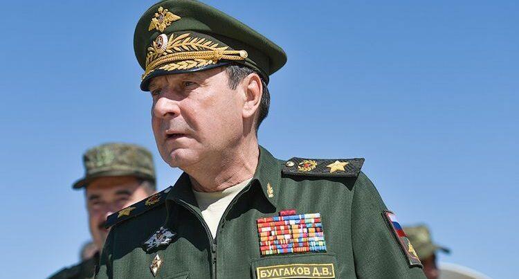 Замминистра обороны России посетил Карабах