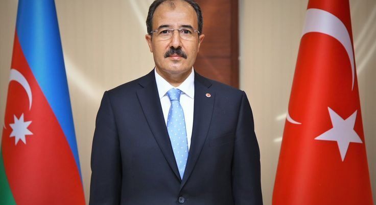 """Turkish Ambassador: """"We will overcome all difficulties with motto of """"Two states, one nation"""""""""""
